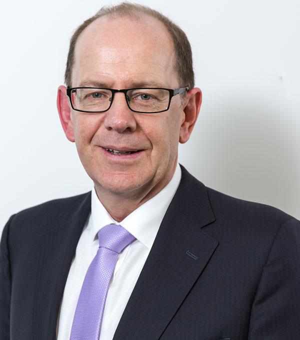 Andrew Metcalfe – Company Secretary