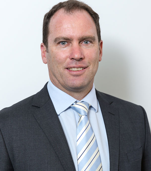 Mr Grant Ellison – Executive Director and Executive General Manager (Enterprise)