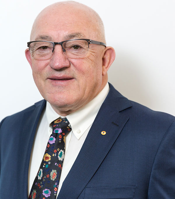 Mr John Mackay - Independent Non‑Executive Chairman