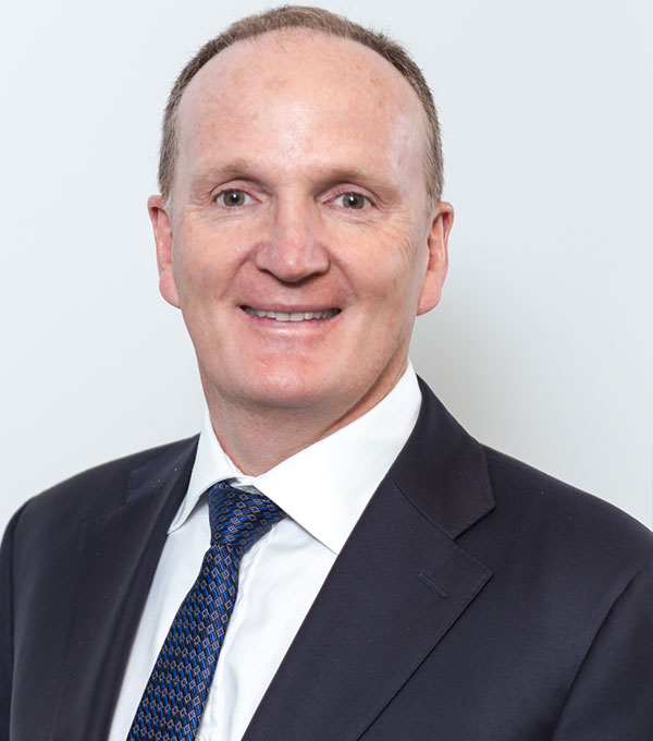 Mr Peter McGrath – Independent Non‑Executive Director